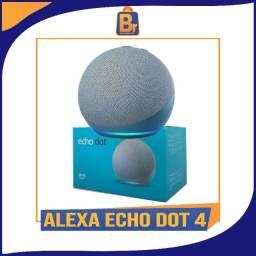Título do anúncio: Alexa Echo Dot 4ª Geração