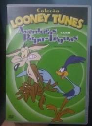 Título do anúncio: DvD PapaLéguas Looney Tunes