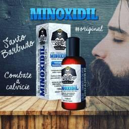 Minoxidil Santo Barbudo Tônico capilar barba , cabelo , sobrancelha