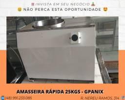 Amasseira Rápida 25KGS - GPaniz (Padaria) | Matheus