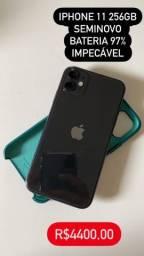 iPhone 11 256gb SEMINOVO