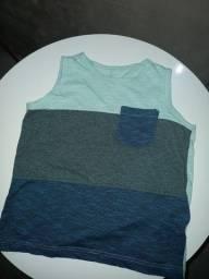 Título do anúncio: Camiseta infantil masculino - Bazar da kelly