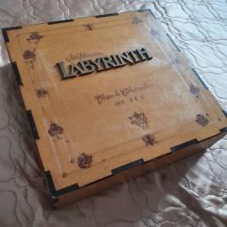 Jogo de tabuleiro Labyrinth