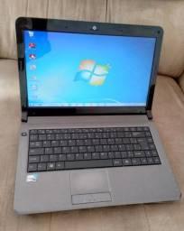 Notebook Positivo Sim - Intel 1.8 - Memoria de 4gb - Hd de 320gb