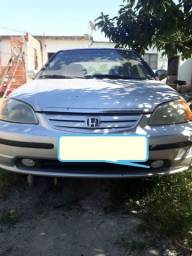 Título do anúncio: Honda civic 2001/2002