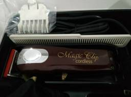 Título do anúncio: Magic clip cordless Bivolt sem fio zero na caixa.