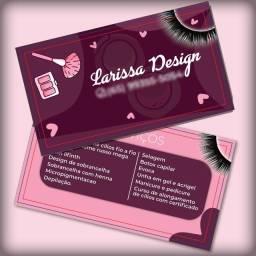 Cartão de Visita Personalizado - Somente Para Cuiabá e Varzea Grande.
