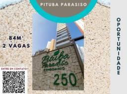 Título do anúncio: Oportunidade , Apartamento , 84 m² , 2 vagas , Melhor 2 suítes , Pituba