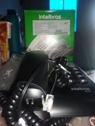 Telefone Intelbras pleno Novo