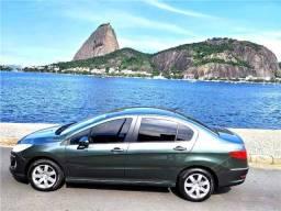 Peugeot 408 2012 2.0 allure 16v flex 4p automático