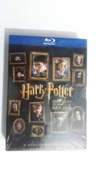 Box Blu Ray Harry Potter