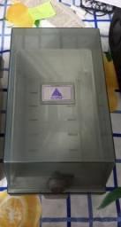 Mini Arquivos marca Clone em acrílico