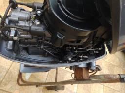 Título do anúncio: Motor Yamaha 15 HP 2009