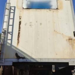 Baú ideal para truck bitruck câmara fria