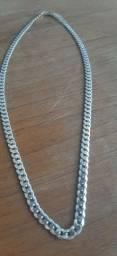 Corrente prata pura grume