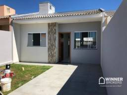 Casa com 2 dormitórios à venda, 53 m² por R$ 135.000,00 - Pinheiros - Floresta/PR