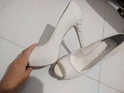 calçado Dimaria salto