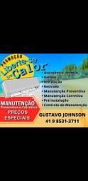 Título do anúncio: Instalação de ar condicionado R$350.00