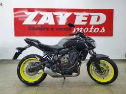 Yamaha MT-07 689cc 18/19