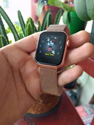 Smartwatch Iwo Max T500 c/ 2 Pulseiras