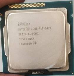 Processador core I5 3470