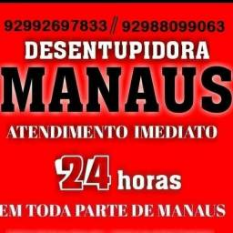 Título do anúncio: Desentupidora Manaus !!!