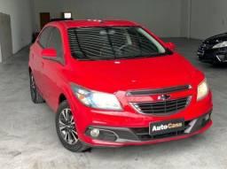 Título do anúncio: Chevrolet Onix 1.4 !  LTZ ! Top ! Impecável ! Raridade ! Até 100% Financiado.