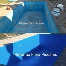 Título do anúncio: Reforma de piscinas