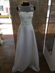 Vestido de noiva NOVO bridal e tule