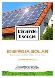 Título do anúncio: Energia solar (fotovoltaica)