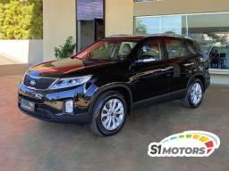 Kia Motors Sorento EX 2.4 Preto