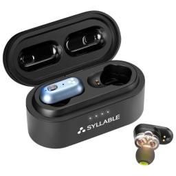 Fone De Ouvido Syllable S101 Plus Bluetooth5.2 (Aceito Cartão)