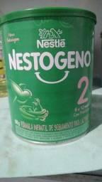 Título do anúncio: Lata de leite duas latas novas e lacradas por 80,00