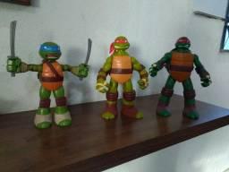 Miniaturas tartaruga ninja