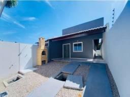 JP casa nova com 2 quartos amplos 2 banheiros, 84m² com otimo acabamento