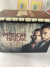 Box Prison Break Série Completa em DVD