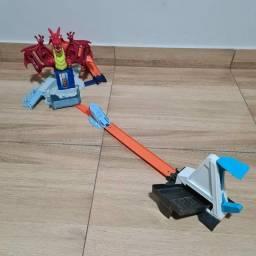 Título do anúncio: Pista dragão Hotwheels