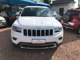 Jeep Grand Cherokee Limited 3.0 TB Dies. Aut 2015 Diesel