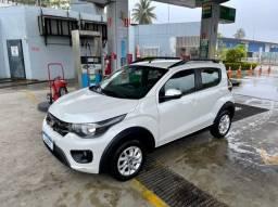 Fiat Mobi Way 2017 único dono