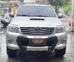 Toyota Hilux SW4 SRV D4-D 4x4 3.0 TDI Dies. Aut - 2013