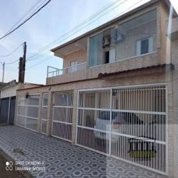Casa com sacada com 02 dormitórios, assumir financ bancário sem consulta SPC/Serasa