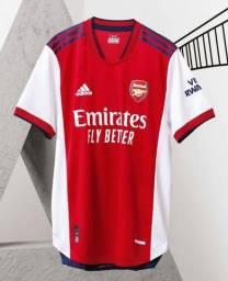 Novo manto do Arsenal 21/22