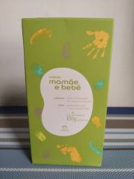 Natura Mamãe bebê Novo