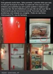 Vendo geladeira quebra galho