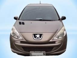 Peugeot 207 Passion XR 1.4 Flex Completo 2013 Gnv 5ª Geração excelente Estado o 2º Dono