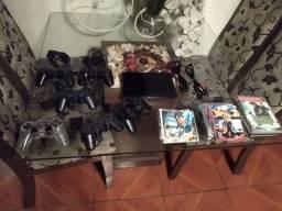 Playstation 2 semi novo sem marcas