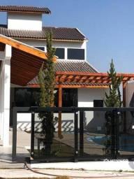 Casa com 3 dormitórios à venda por R$ 580.000 -Condomínio Casa de Campo Sol Nascente - Pre