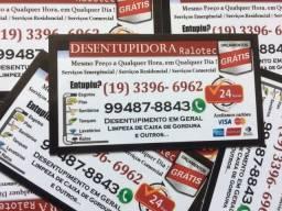 Título do anúncio: Campinas Desentupidora 24 hs - Sem Taxa de Visita