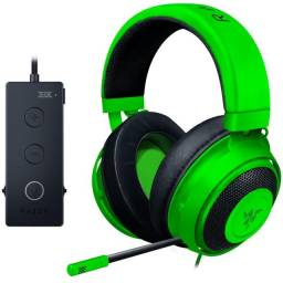 Headset Gamer Razer Kraken Tournament Edition - Verde