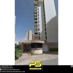 Apartamento com 4 dormitórios à venda, 345 m² por R$ 730.000 - Miramar - João Pessoa/PB